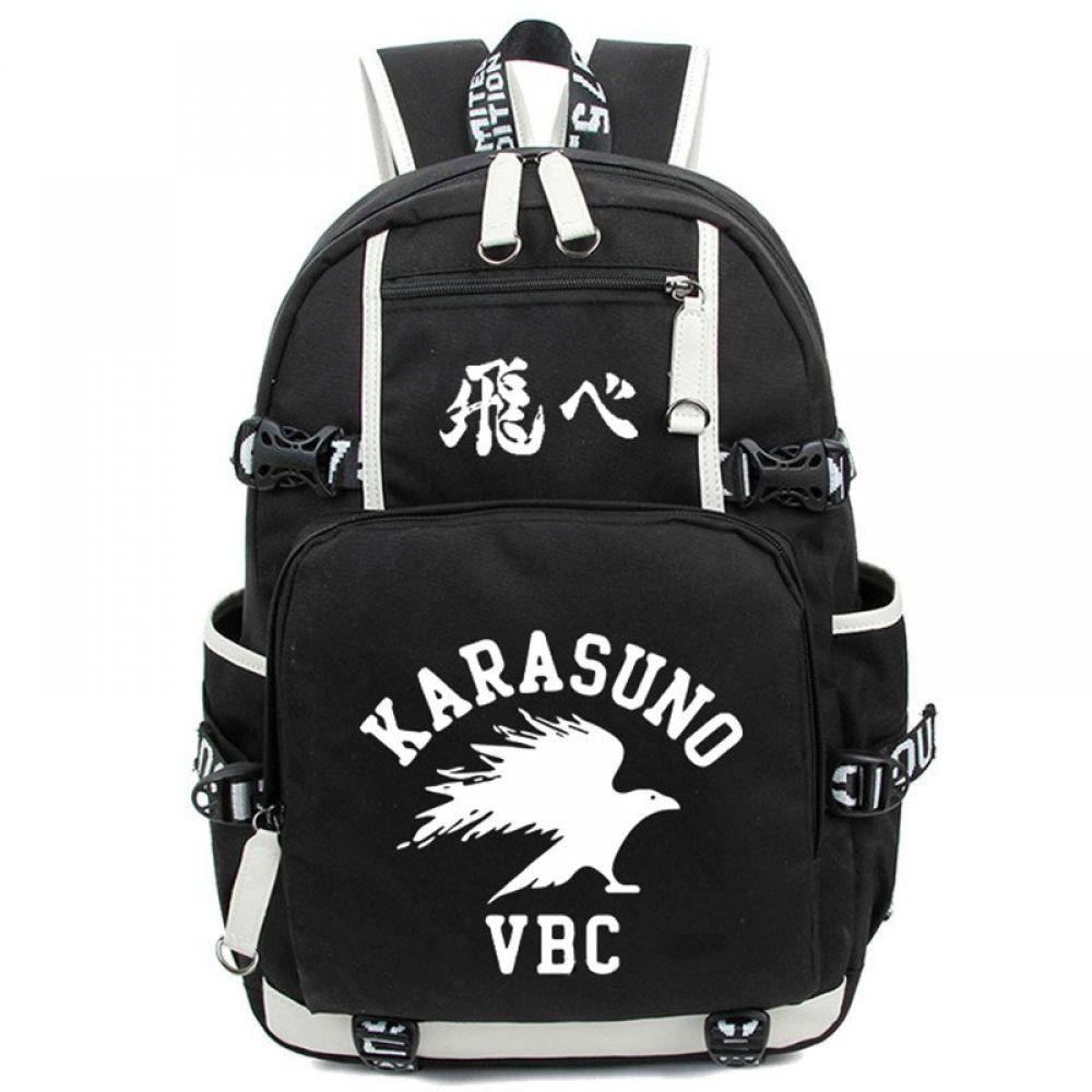 Anime My Hero Academia Unisex Backpack Messenger Bag Harajuku Travel Bag Cosplay