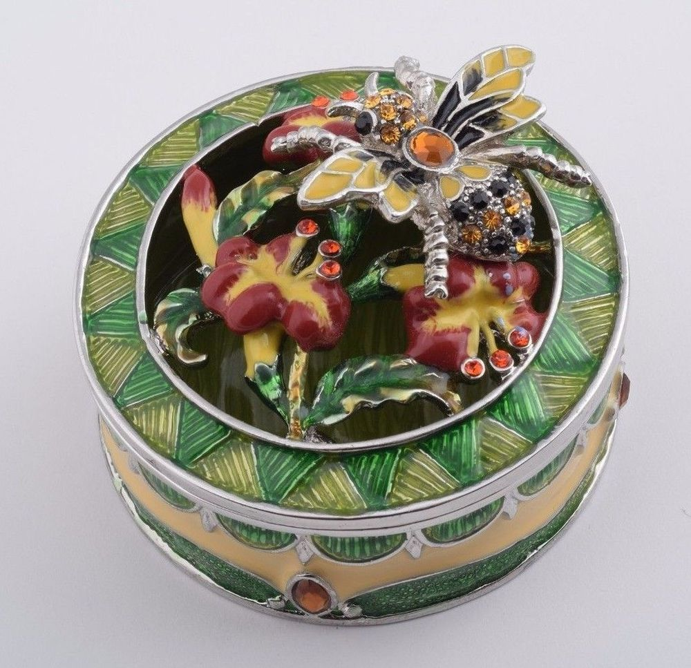 US $66.99 New in Collectibles, Decorative Collectibles, Trinket Boxes