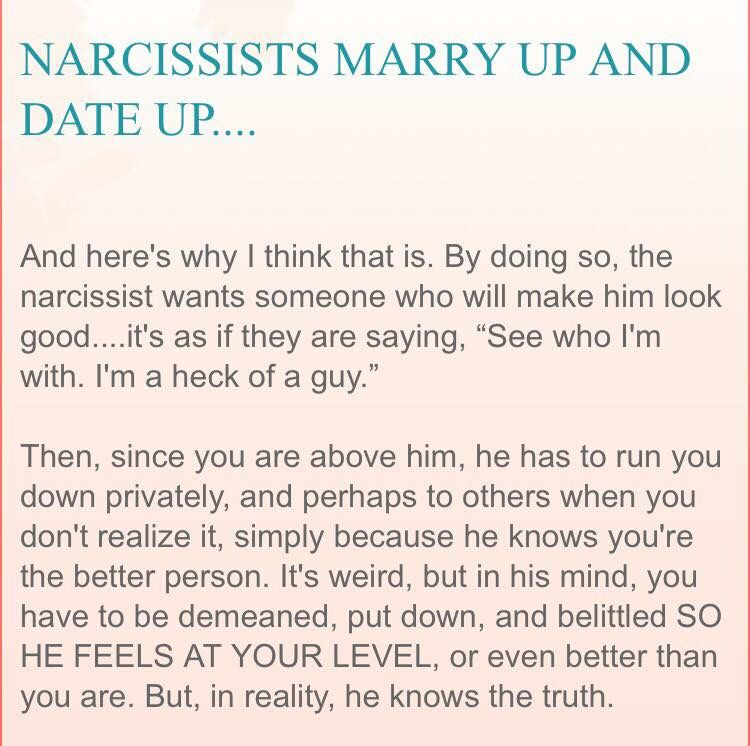 What happens when 2 narcissists marry