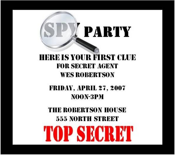 Once We Receive Your Custom Wording Will Create And Email - invitation wording for mystery party