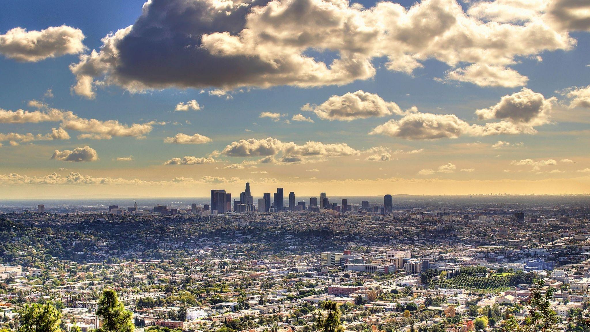Los Angeles Wallpapers For Mac Desktop Los Angeles Wallpaper Los Angeles Cityscape Los Angeles