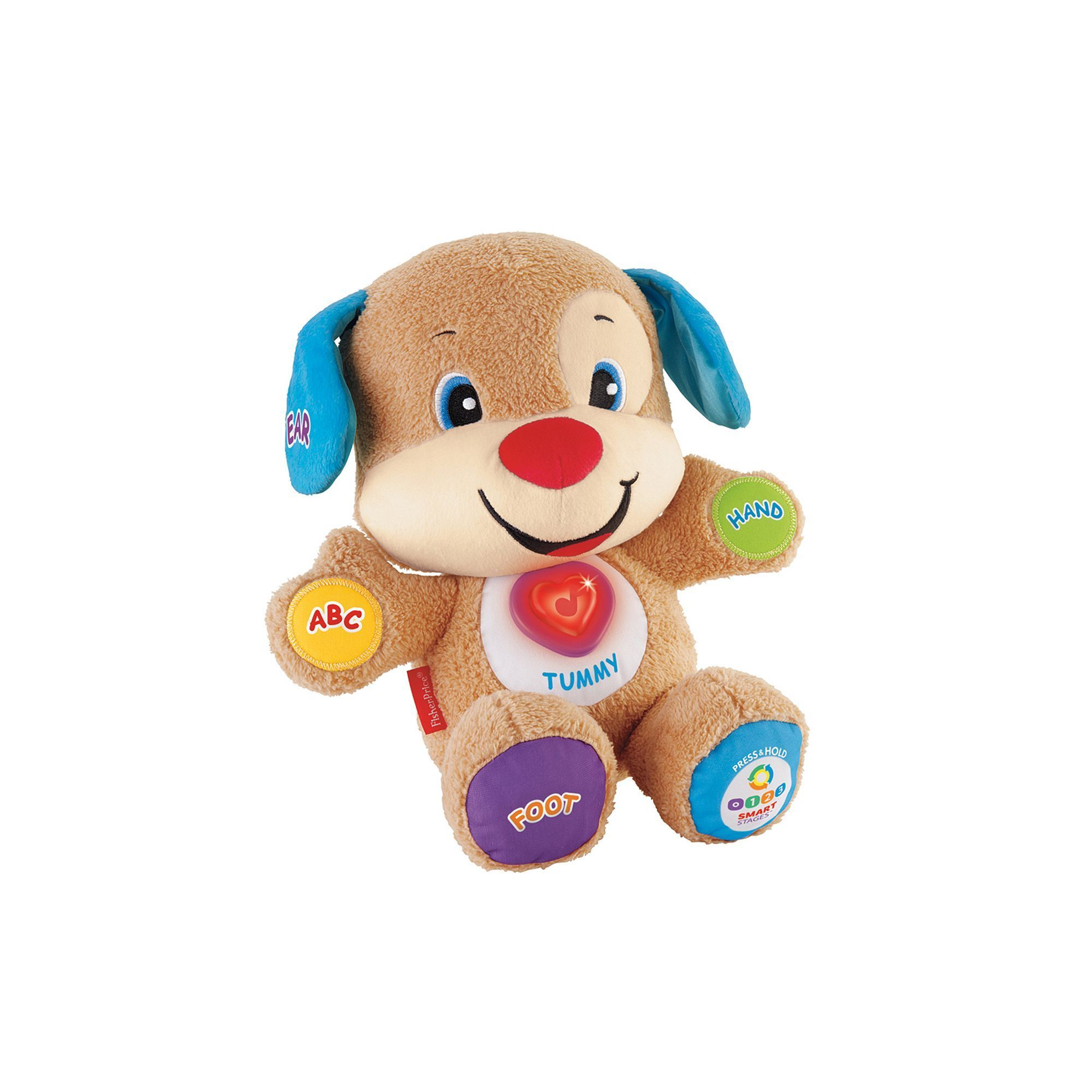 Fisher Price Laugh Learn Smart Stages Puppy Fisher Price
