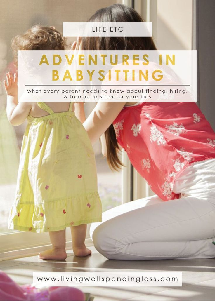 Adventures in Babysitting Adventures in Babysitting