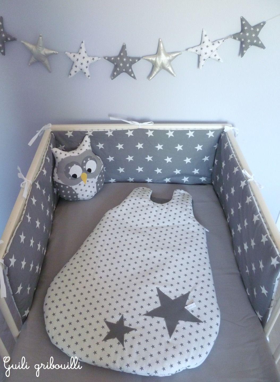 coussin hibou musical blanc et gris toil princi bebe. Black Bedroom Furniture Sets. Home Design Ideas