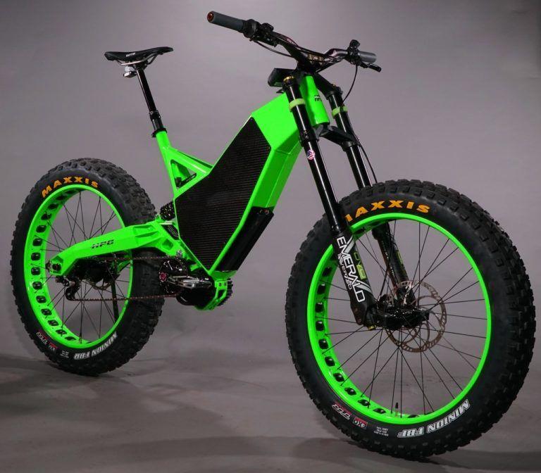 2019 Hpc Revolution All Terrain Bike Electric Bike Bicycles
