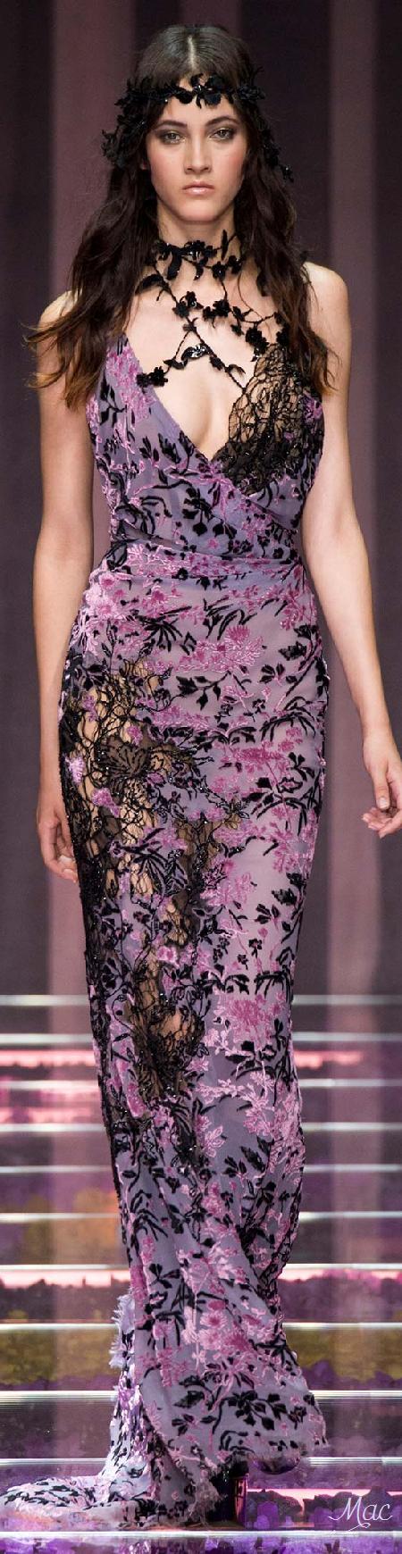 Fall 2015 Couture Atelier Versace | MΩDΔ | Pinterest | Vestidos de ...