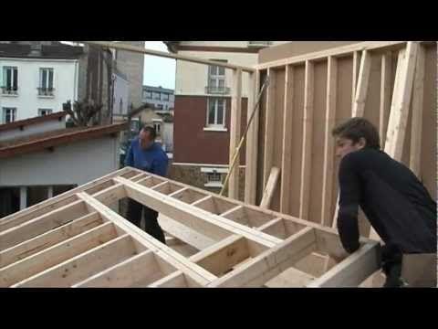 Construire Une Maison Ecologique - n°2 - Lu0027Ossature bois concevoir