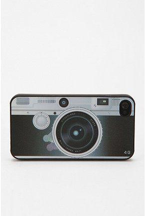 UrbanOutfitters.com > Lenticular Camera iPhone Case // Quién me lo regala?