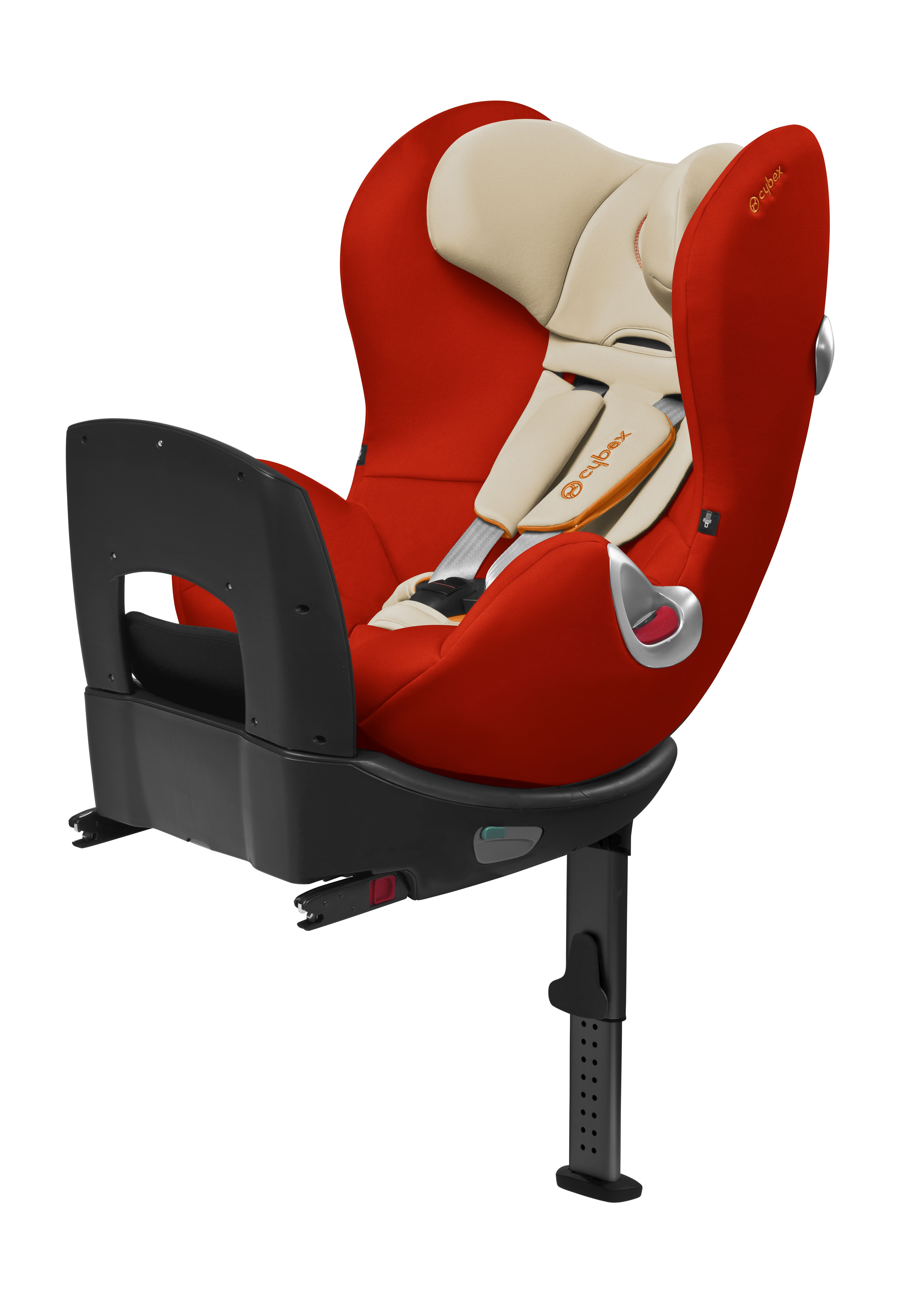 The Pioneering Rear Facing Child Car Seat Cybex Sirona Gr 0 1 In Autumn Gold Baby Car Seats Child Car Seat Car Seats