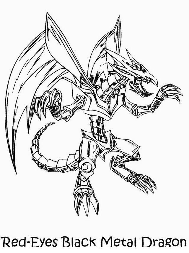 Pin En Yu Gi Oh Dibujos Para Dibujar