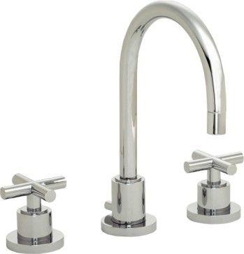 California Faucets 6502 Tiburon 8 Widespread Lavatory Faucet
