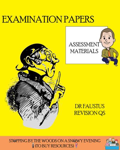 Doctor faustus essay prompts