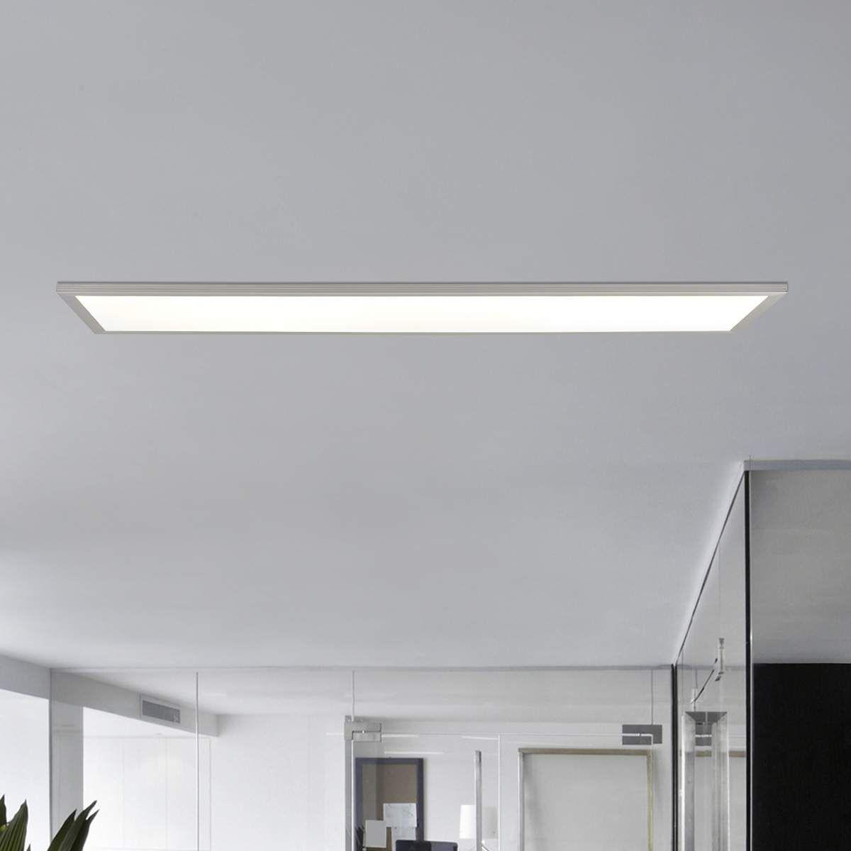Led Panel All In One 120x30cm 5 300k In 2020 Verkleidung Deckenleuchten Led Leuchten