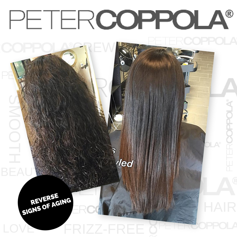 BeforeAndAfter from Illusion Hair Salon using PeterCoppola