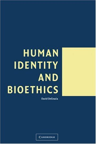 Human Identity and Bioethics | Words as art & artistic words