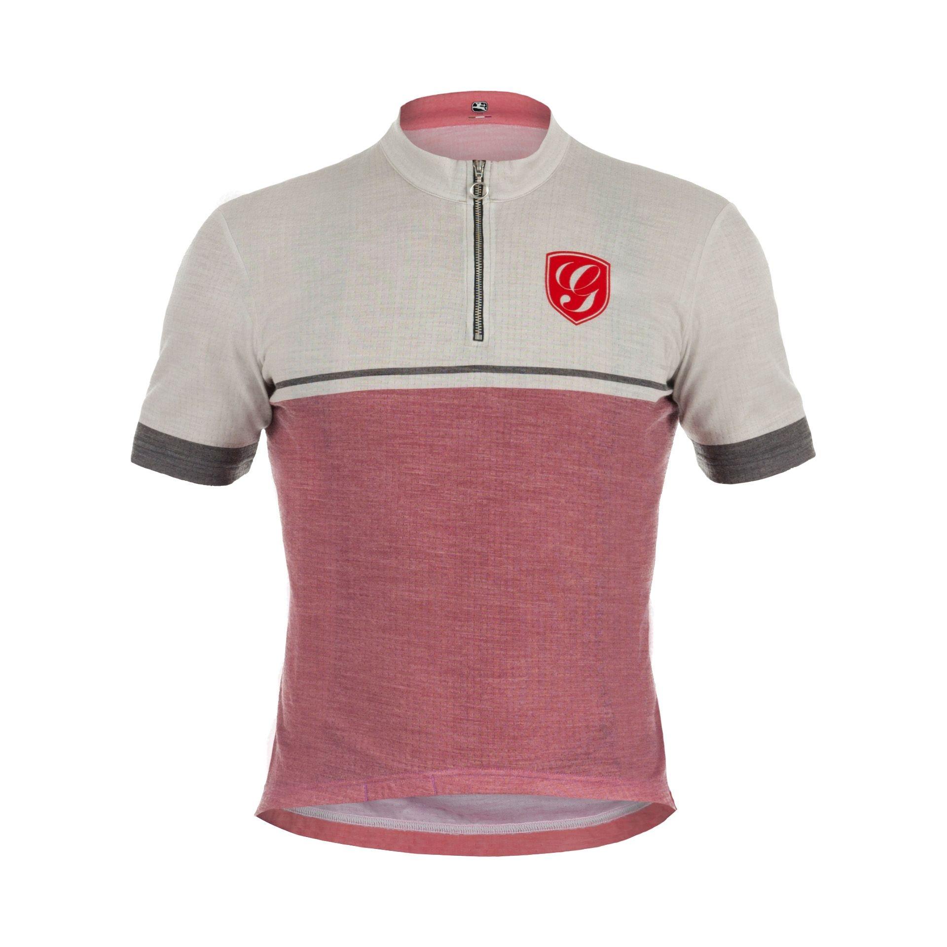 Giordana Sport Short Sleeve Merino Wool Blend  14036c5e9