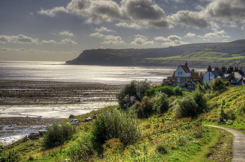 Robin Hood's Bay, UK (by Osgoldcross Photography) (All things Europe)