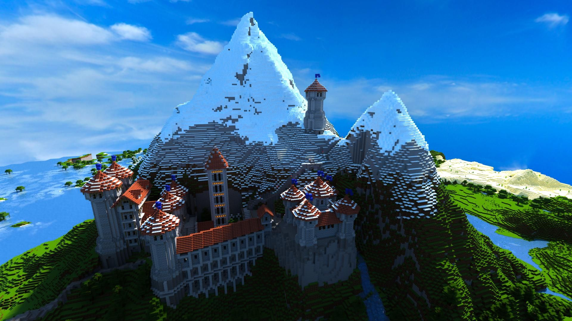 The Minecraft Castle  Review Site For All The Funny  Quirky And Outrageous Things To Do With