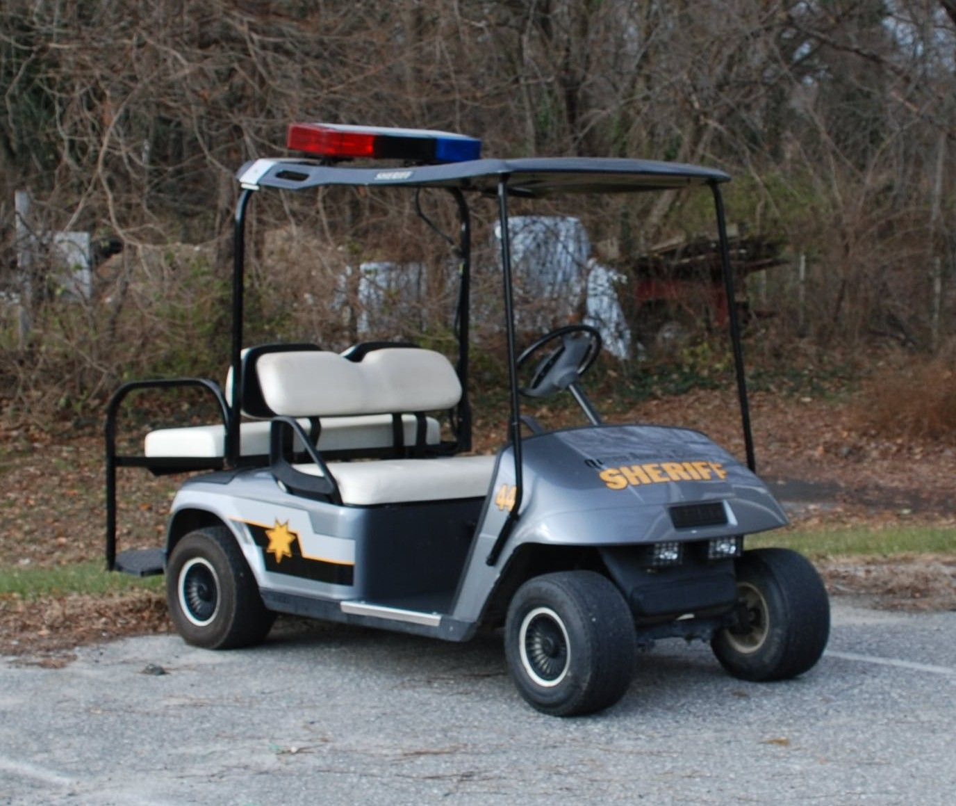 (9) QACSO GOLF CART Golf carts, Cart, Used cars