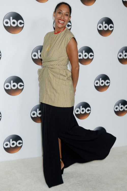 3008035ab6c2 Tracee Ellis Ross attends the Disney ABC Television Group TCA summer press  tour at The Beverly Hilton Hotel on August 6