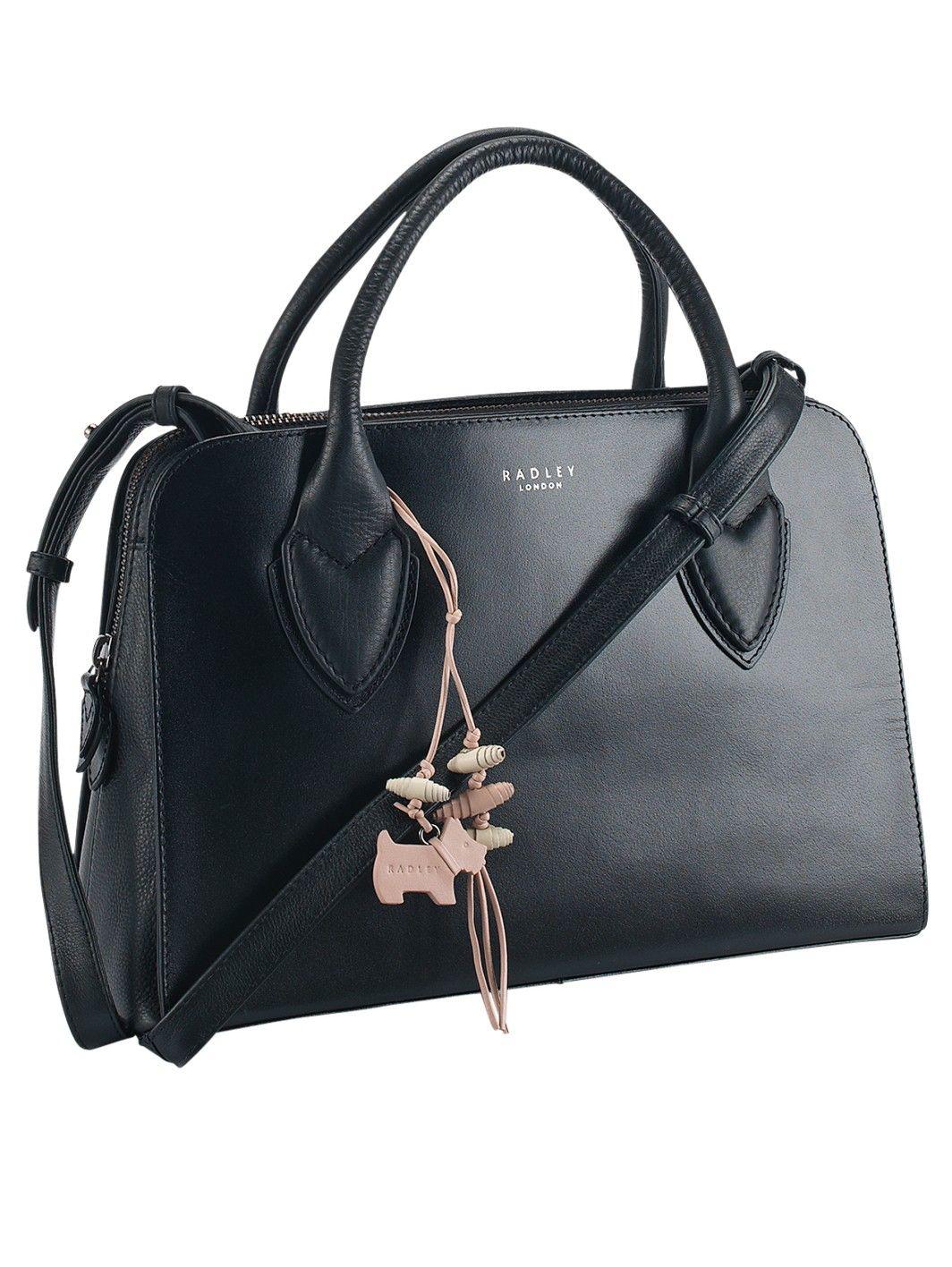 Radley Aldgate Medium Ziptop Multiway Bag Very Co Uk