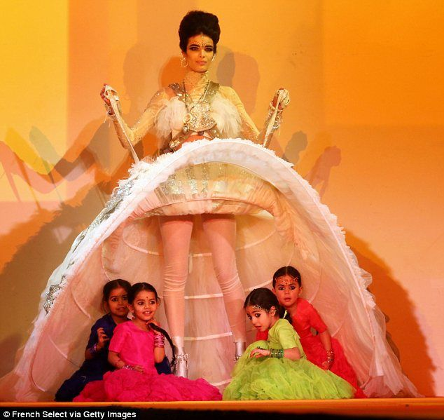Giant Hoop Skirts