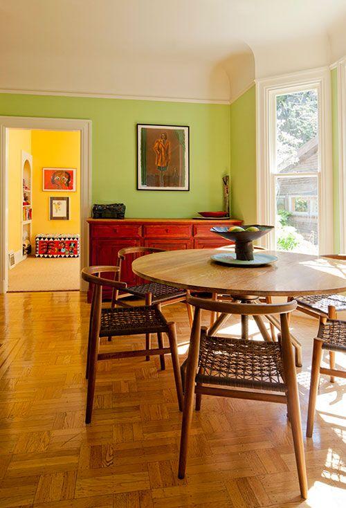 John Vogel Dining Chairs From West Elm U2014 Via @Design*Sponge