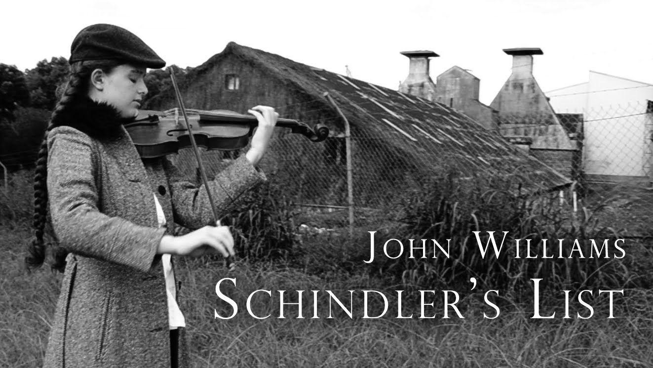Schindler's List - John Williams (Violin & Piano)