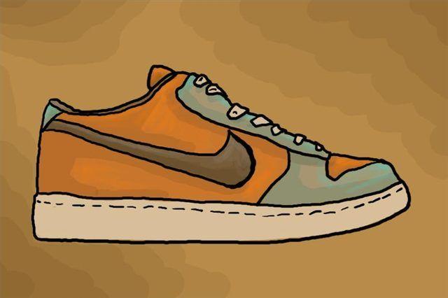 Draw Nike Shoes | Nike, Nike shoes, Nike shoes roshe