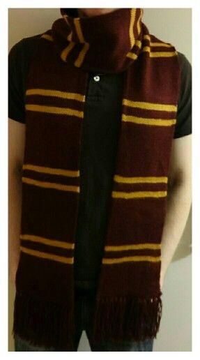 Harry Potter Scarf Pattern | Pinterest | Blusas lindas, Bufanda ...