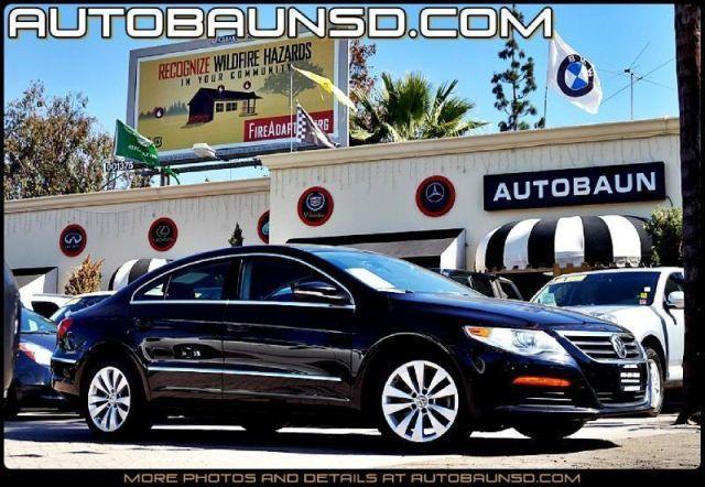 2011 Volkswagen CC, 73,502 miles, $14,999.