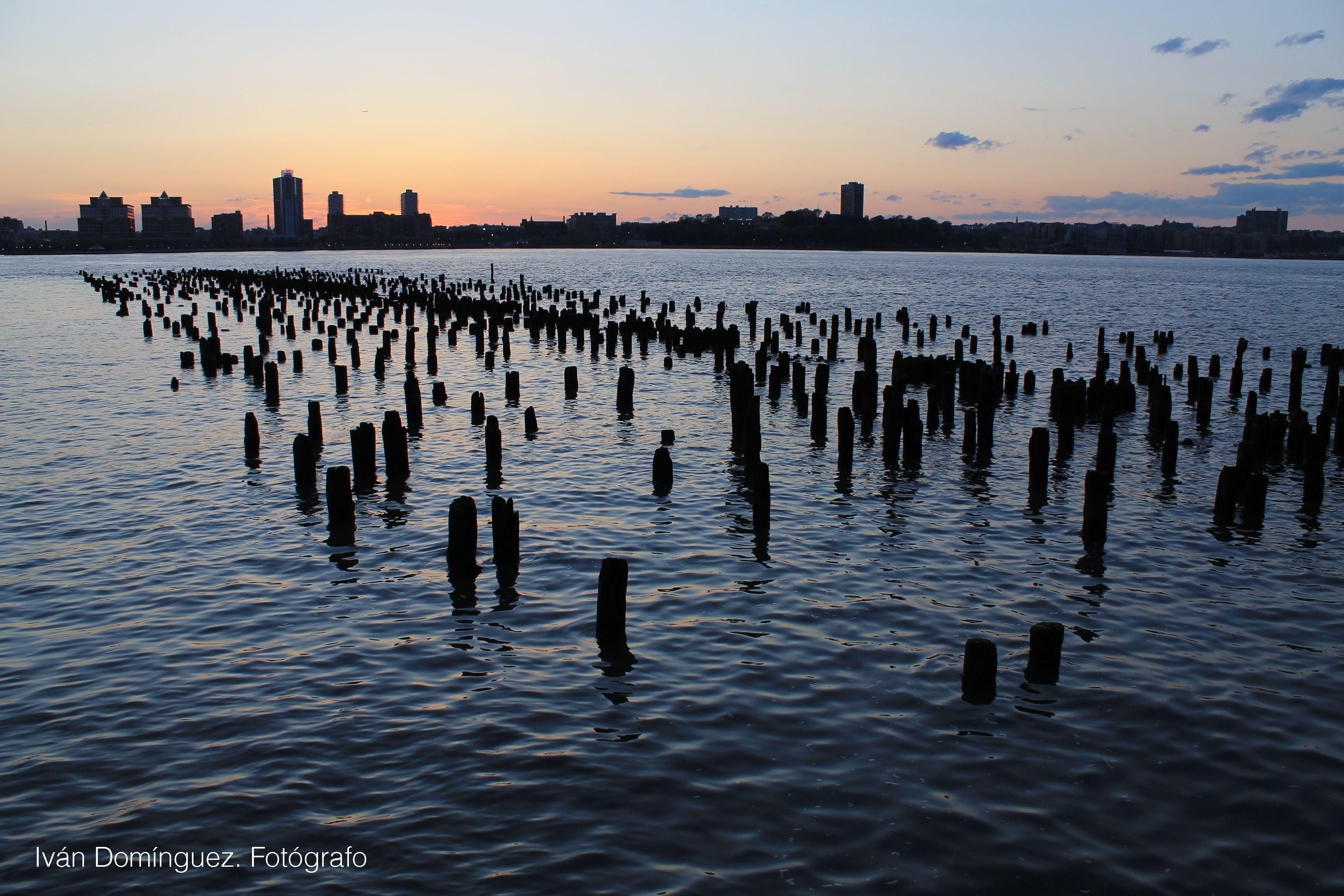 Nueva York. Muelle
