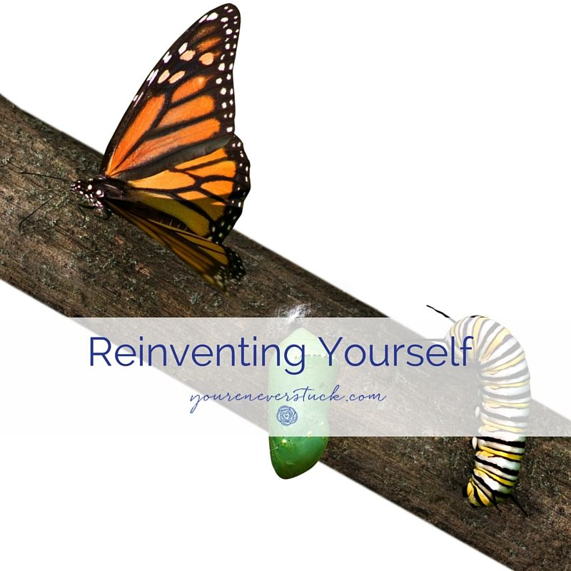 Reinventing Yourself Reinvent, Bluehost, Blog
