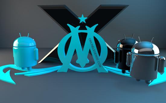 Logo Om Android Logo Olympique Olympique De Marseille Marseille