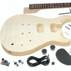 """Let's build a BYOGuitar.com DIY guitar kit... """"I made this."""" How awesome would it be to be able to say those words as you take an amazing looking, awesome sounding instrument out of its case?..."""
