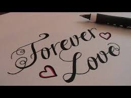 fancy cursive writing - Google Search