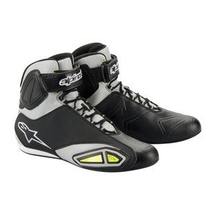Alpinestars Faster 2 Shoes Revzilla Motorcycle Shoes Motorcycle Boots Shoes