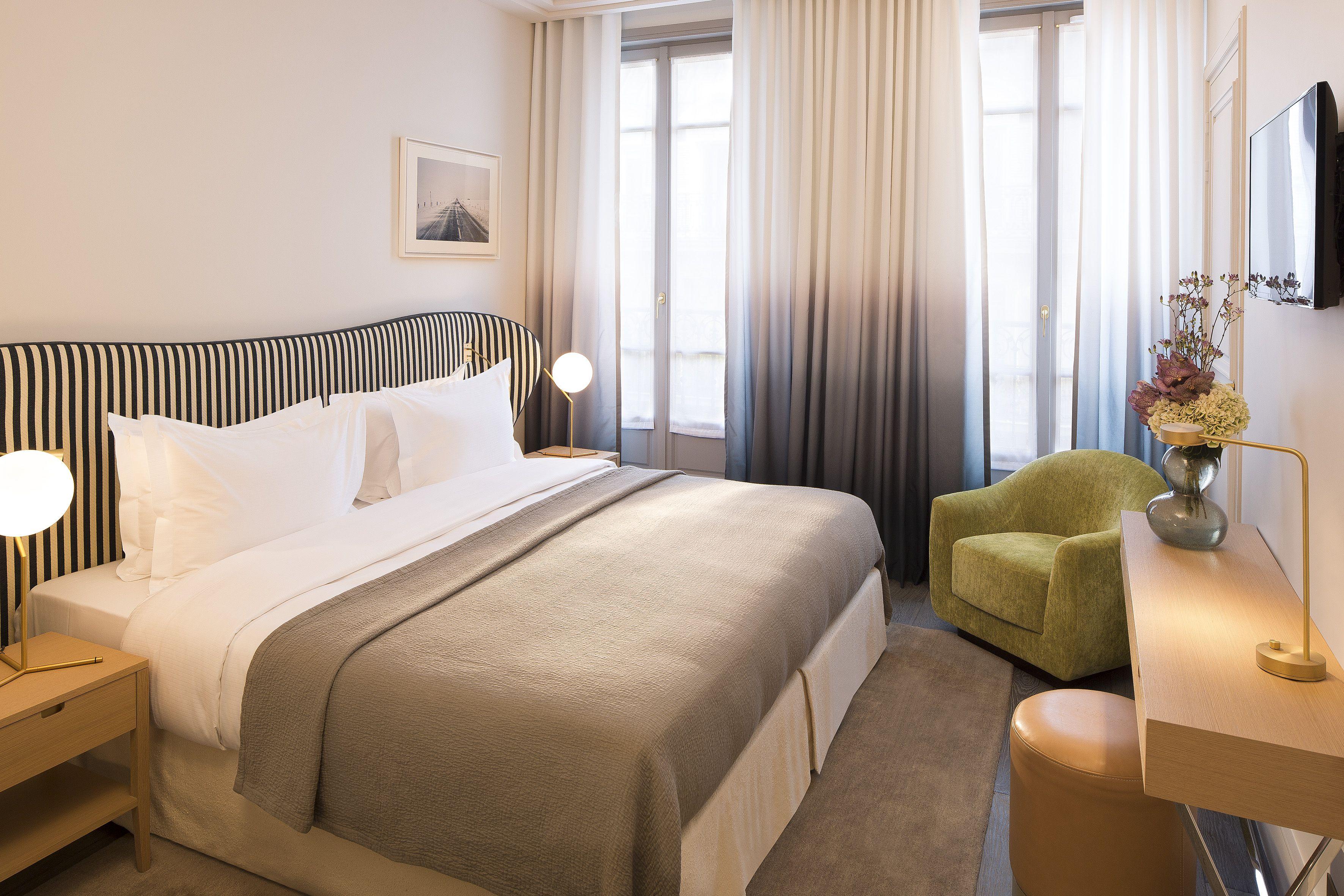 H´tel Le Marianne Paris Chambre