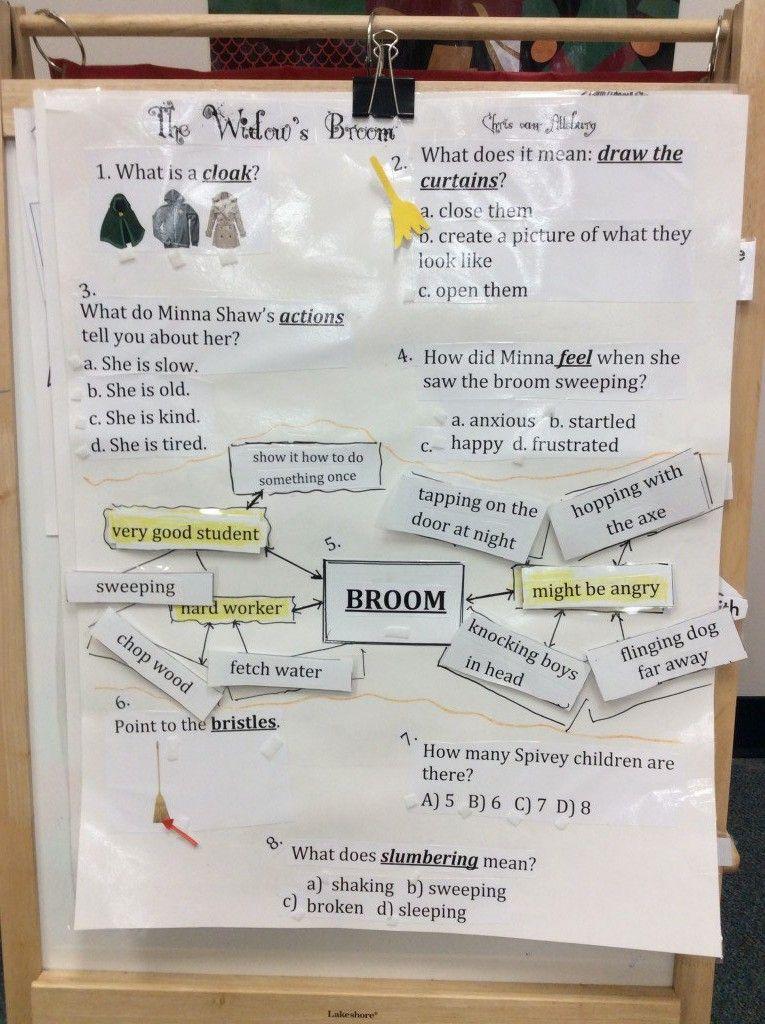 widow s broom pdf