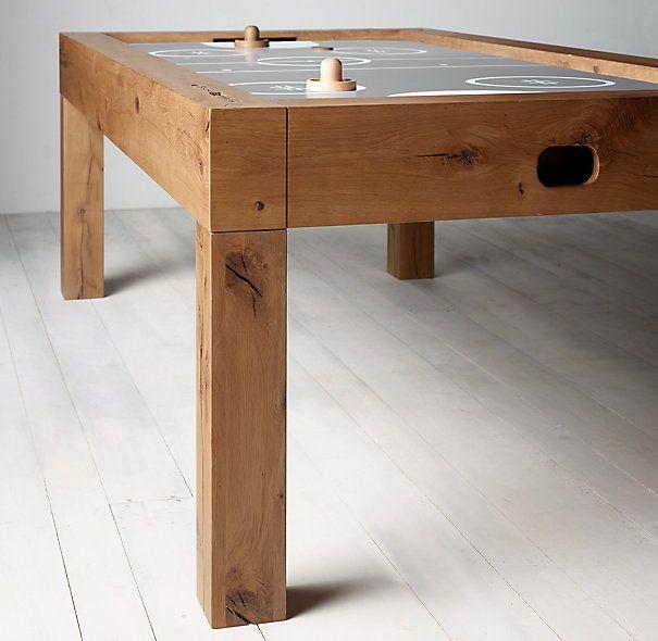 Brunswick parsons air hockey decorated pinterest hockey weathered wood and catalog - Brunswick air hockey table ...