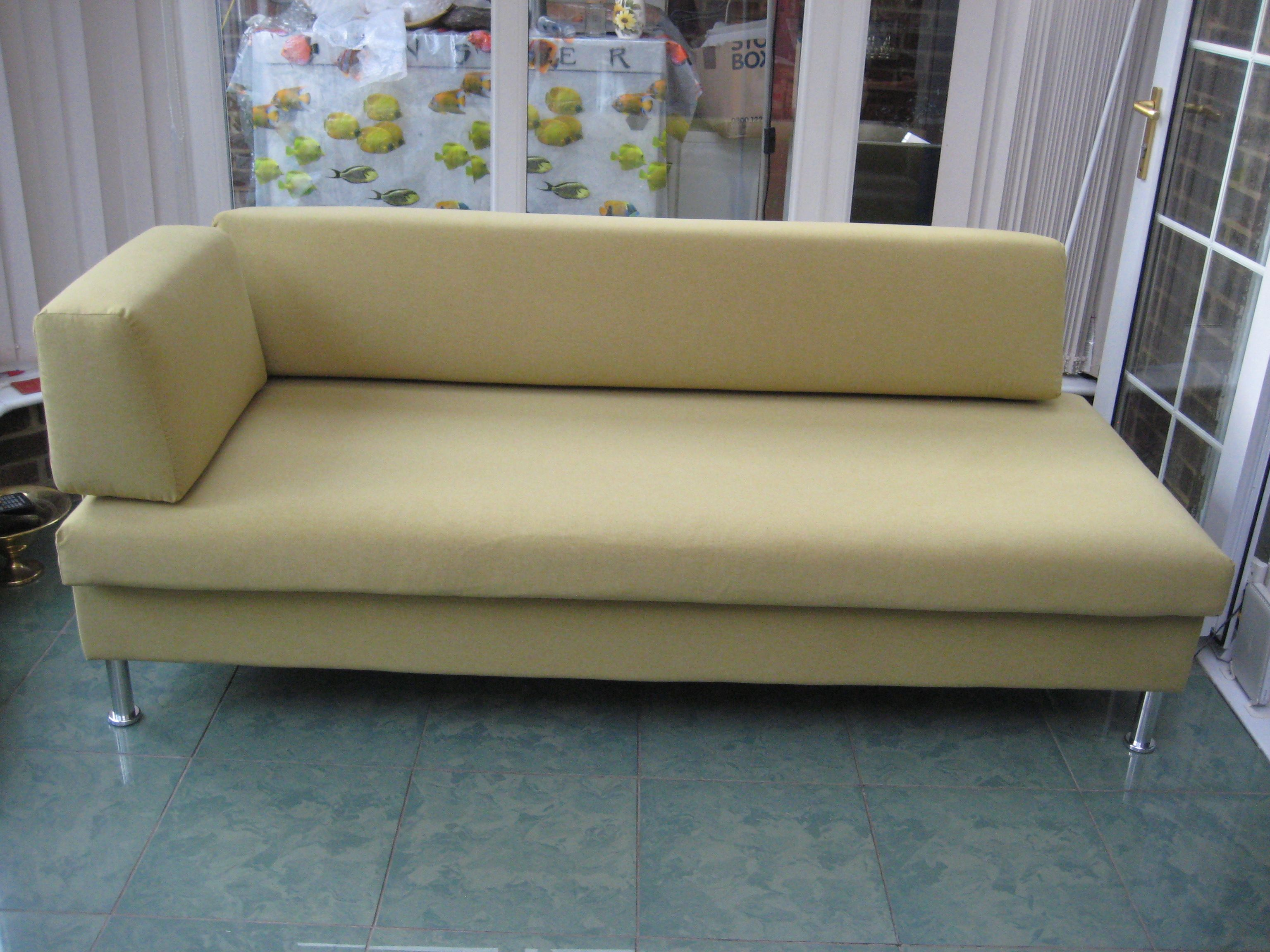 Doppio double sofa bed contemporary day bed from Swissplus 1 x