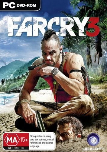 Farcry 3 Game Review Video Game Tester Far Cry 3 Video Game Reviews