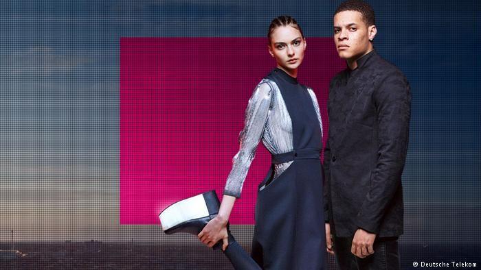 Fashion Fusion by Deutsche Telekom Clara Daguin und
