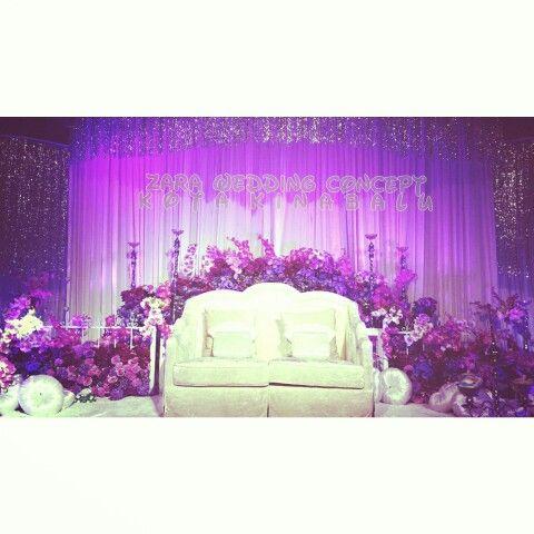 Pelamin by zara wedding concept i love flowers pinterest weddings pelamin by zara wedding concept wedding decorzara junglespirit Images