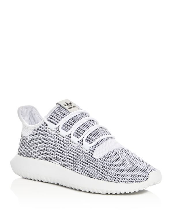 Adidas Men's Tubular Shadow Knit Lace Up Sneakers | Bloomingdale's