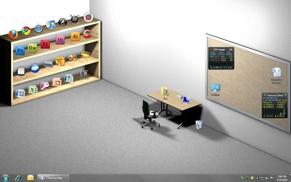 Cool Office Computer Backgrounds