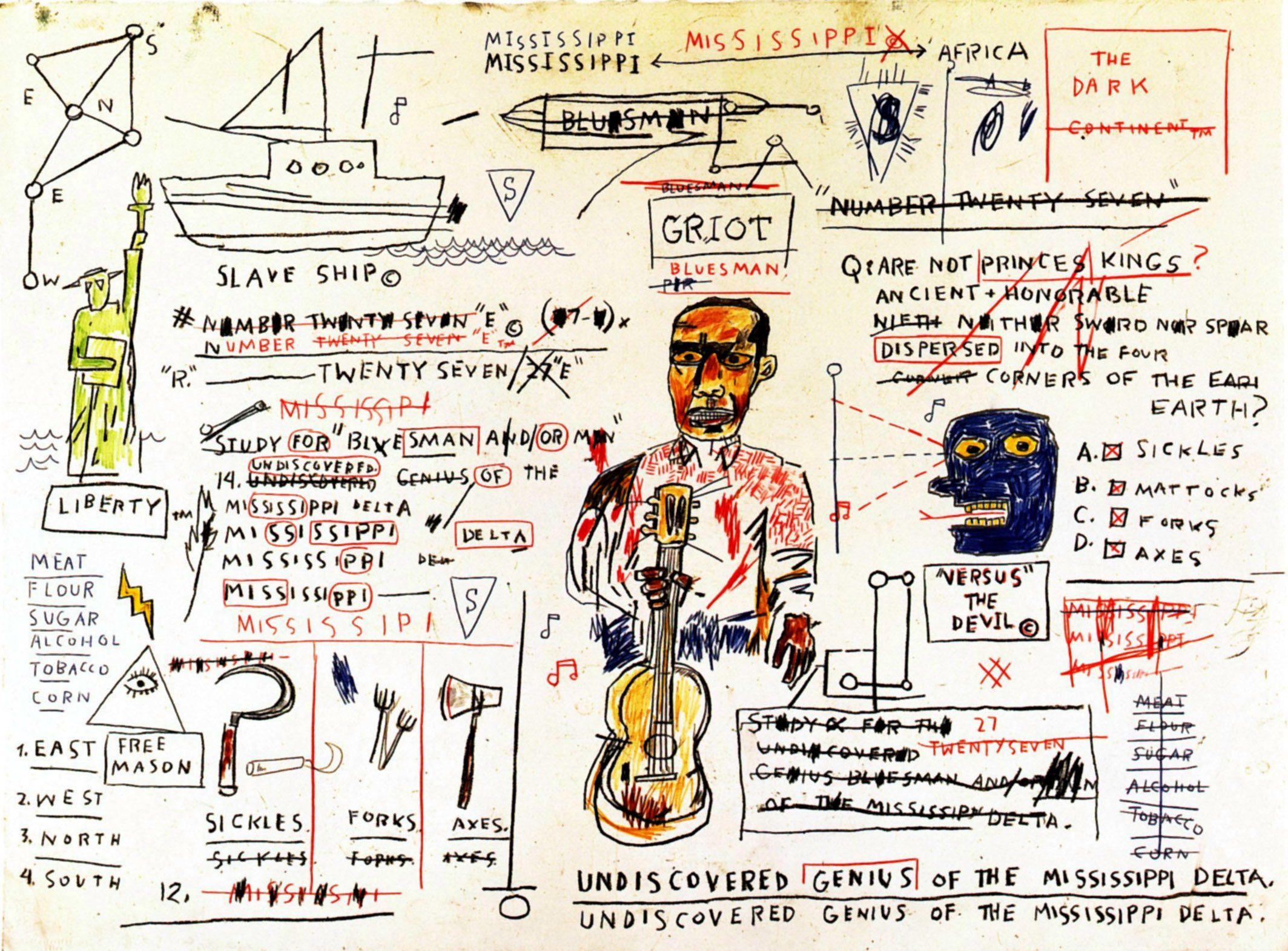 Jean-Michel Basquiat - Google 検索
