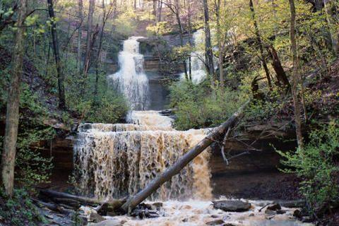 Tioga Falls/Bridges to the past | Kentucky travel, Tioga, Hiking trip
