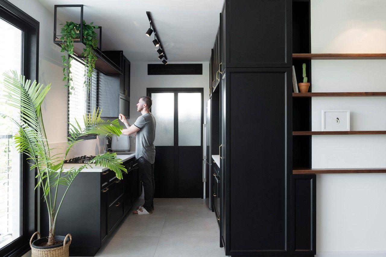 R Novation D Un Appartement Familial Tel Aviv Par Raanan Stern  # Giellesse Muebles