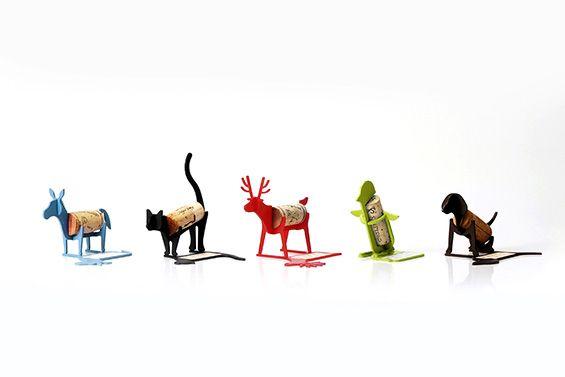 Cork-Animals